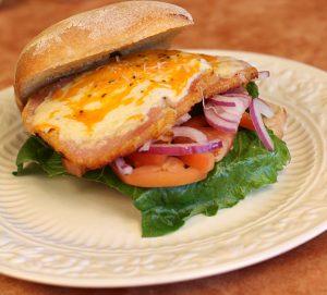Mamma's Gourmet Sandwiches