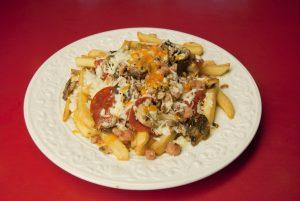 Sicilian Gourmet Poutinerie